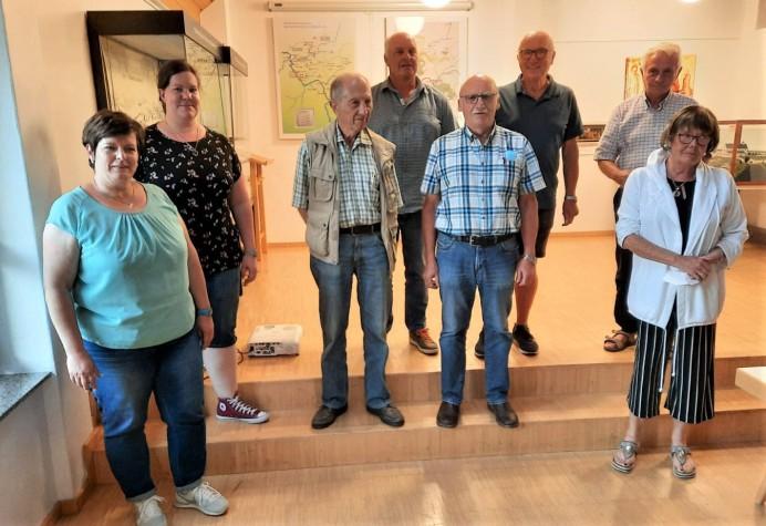 Vorstand des Museumsvereins
