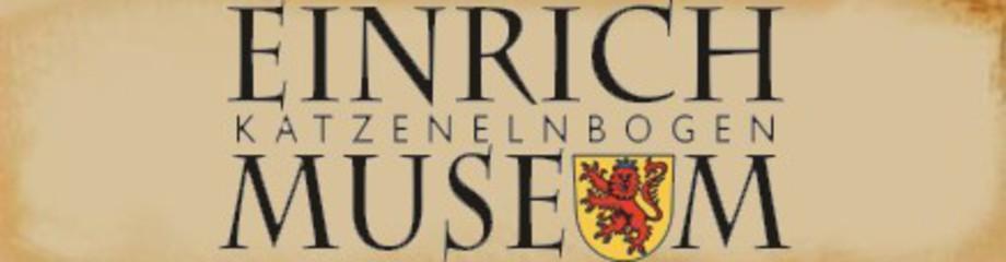 Logo des Einrichmuseums Katzenelnbogen